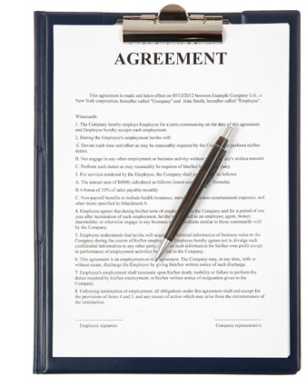 Nabers Commitment Agreement – Ausnviro